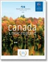 Canada & New England Brochure 2018-Front Cover